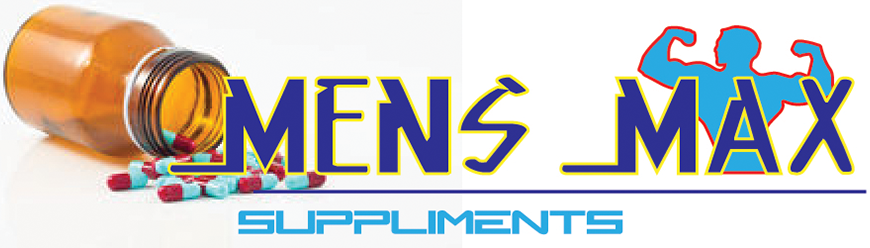 Men's Max Suppliments Retina Logo