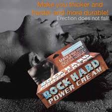 Premature Ejaculation Products, Rock Hard Power Cream