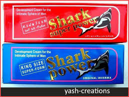 Shark Power Penis Cream