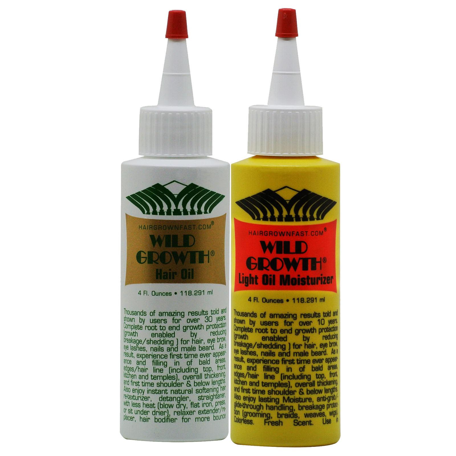 USA Wild Growth Hair Oil