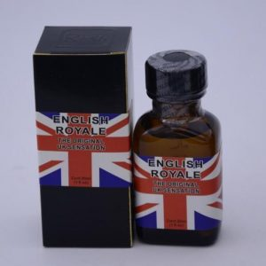 English Royale 30 ml is an Isobutyl nitrite solvent cleaner with a great kick. It gives users relaxation and stimulation. Kenya +254723408602