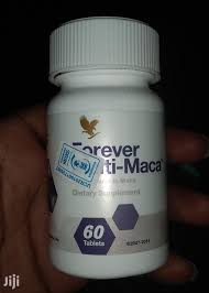 Forever Multi-Maca Supplement Pills