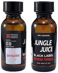 Jungle Juice Gold Label Extreme Formula Poppers