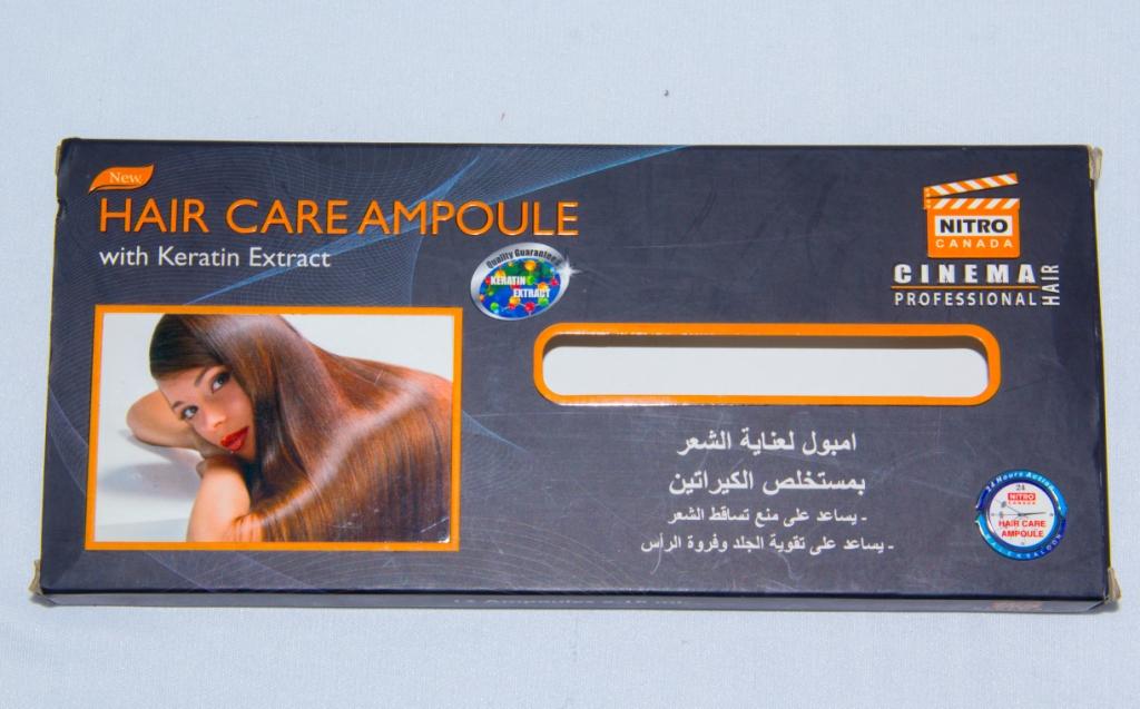 Hair Ampoules Online Shop