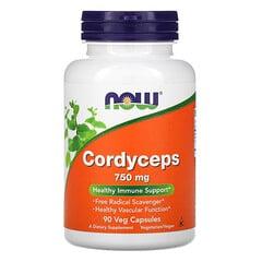 Now Foods Cordyceps Supplement