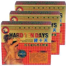 Hard Ten Days Pills