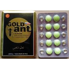 USA Gold Ant Tablets helps men suffering from low sex drive