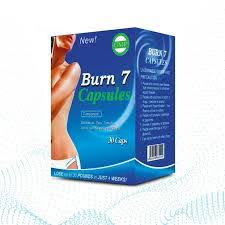 Burn 7 Slimming Capsules, Max Burn Pills, Slimming world Kenya, Detox Pills