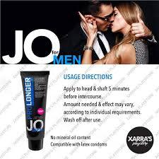 Jo Penis Enlargement Cream