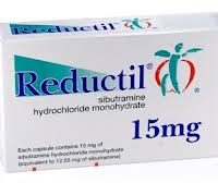 Reductil Products for weight reduction and obesity control