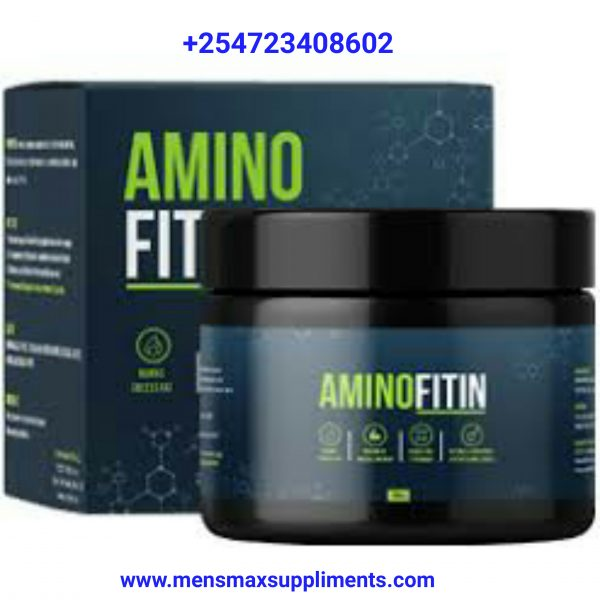 Aminofitin Weightloss And Slimming Powder In Kenya - Review Side Effect