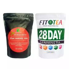 Fit O Tea 28DAYS Slimming Detox Tea