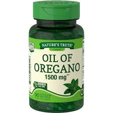 Oil Of Oregano Pills