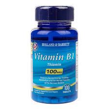 Vitamin B1 Thiamine Pills Kenya