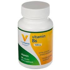 Vitamin B6 Complex Pyridoxine Pills Kenya