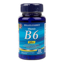 Pure Vitamin B6 (Pyridoxine) In Kenya