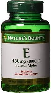 Vitamin E Pills In Kenya