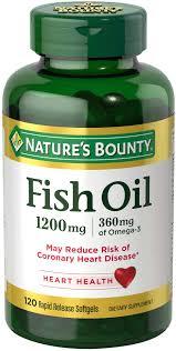 Fish Oils, Omegas And Vitamins Shop In Nairobi