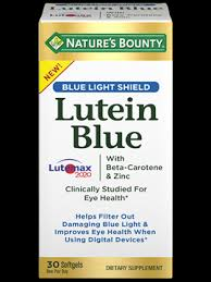 Lutein Blue, Eye-care Supplements In Kenya, Eye Vision Supplements in Nairobi