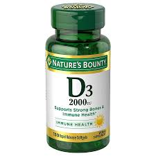 Vitamin D3 Supplementary Capsules In Kenya Vitamins And Supplements Store