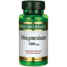Magnesium Supplement Tablets