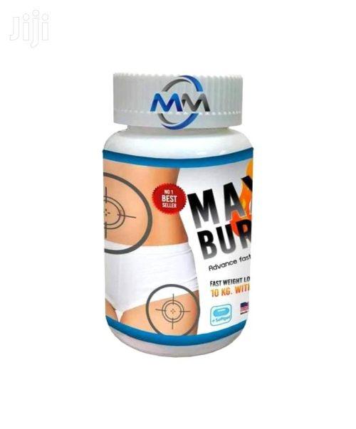 Shop Max Burn Natural Slimming Capsules