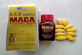 Maca Strongman Pills Nairobi