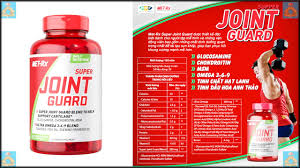 Arthritis Joint Pain Relief, Joint Cartillage Supplements MET-Rx Super Joint Guard