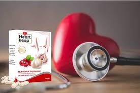 HeartKeep Healthy Heart Supplements, High Blood Pressure Medicine, Hypertonium Drugs, Cardiovascular Health Supplements, Normalize High Blood Pressure