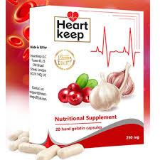 HeartKeep High Blood Pressure Medicine, Hypertonium Drugs, Cardiovascular Health Supplements, Normalize High Blood Pressure