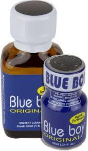 Blue Boy Gays Poppers