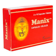 Manix Capsules For Men