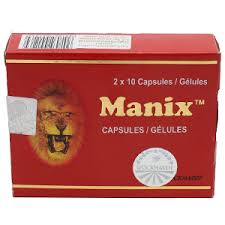 Manix Capsules Side Effects