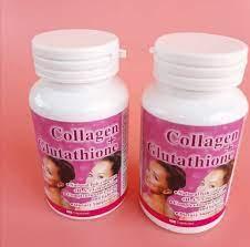 Collagen Plus Glutathione Capsules dosage