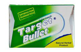 Actipotens Capsules Daily Dosage, Target Bullet Capsules