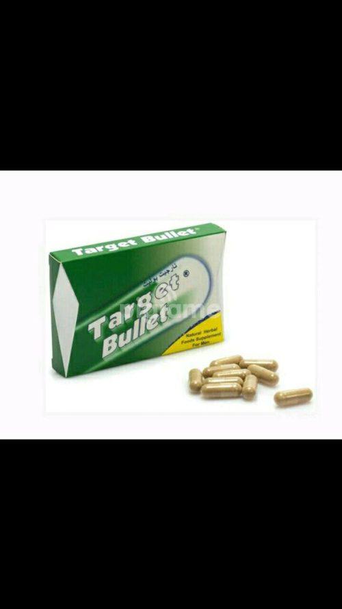 Target Bullet Capsules Ingredients Kenya