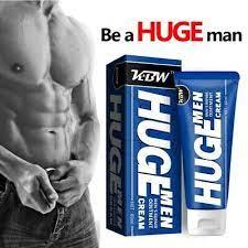 Heart Keep Description, Huge Men XXXL Cream