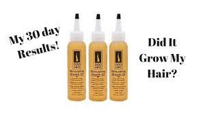 EffectEro capsules ingredients, DOO GRO Hair Oil