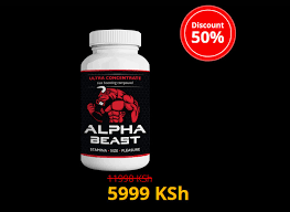 alpha beast male virility capsules for men wellness in kenya