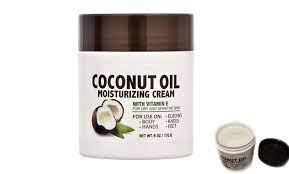 Actipotens Shop Kenya, Coconut Oil Moisturizing Cream